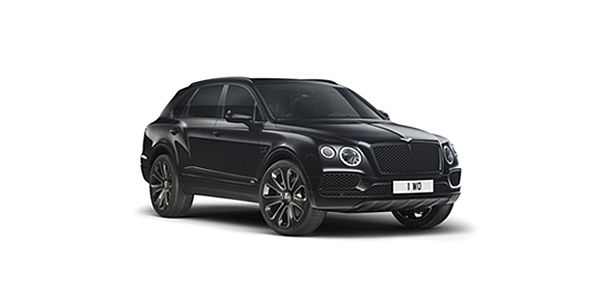 Bentayga V8 Design Series